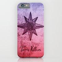 iPhone & iPod Case featuring Terra Nullius  by Catlickfever Art
