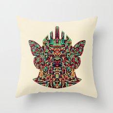 Dimensional Traveller I Throw Pillow