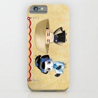 Japanese Chibis iPhone 6 Slim Case