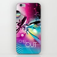 Chill Out iPhone & iPod Skin