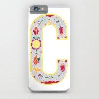 Letter C iPhone 6 Slim Case