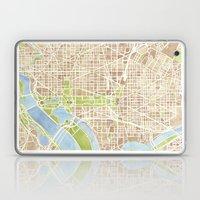 Washington DC Watercolor… Laptop & iPad Skin