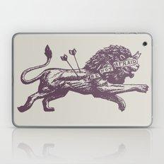 Be Not Afraid Laptop & iPad Skin