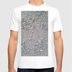 THE THING White Mens Fitted Tee SMALL