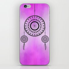 Bohemian Dream-catcher iPhone & iPod Skin