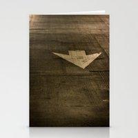 Parking garage art Stationery Cards