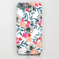 Tiny Floral iPhone 6 Slim Case