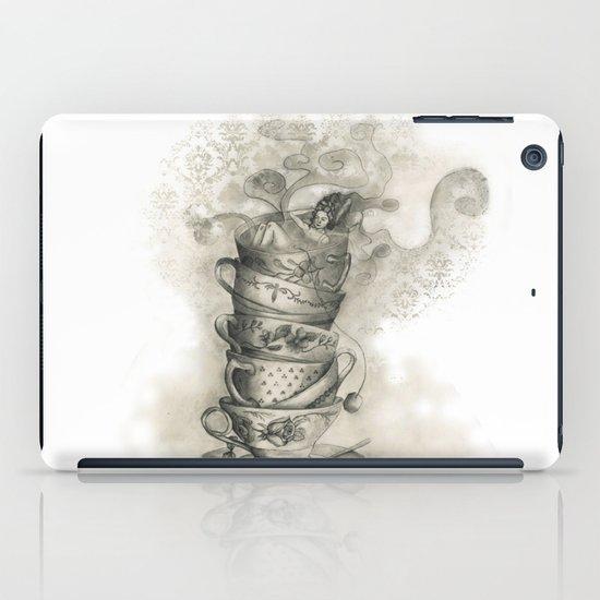 Tea bath iPad Case