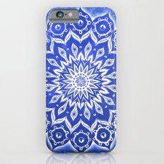 okshirahm, blue crystal iPhone 6s Slim Case