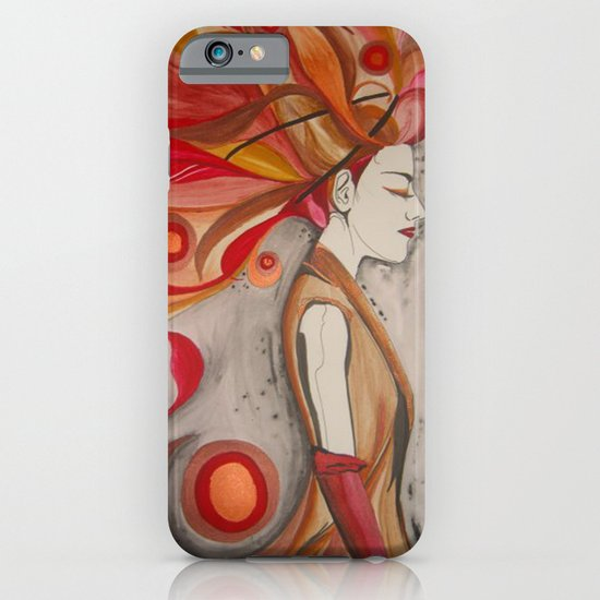 Elemental Couture: Zephyrienne iPhone & iPod Case