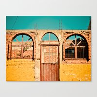 Zacatecas Mexico Canvas Print