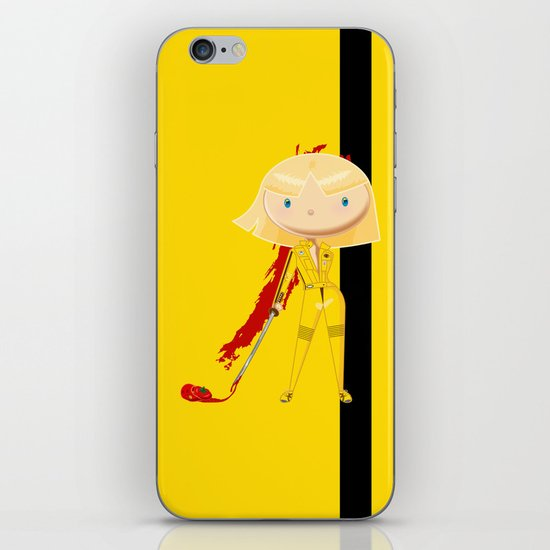 REVENGE iPhone & iPod Skin