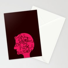 The Adventure is Here Inside Stationery Cards