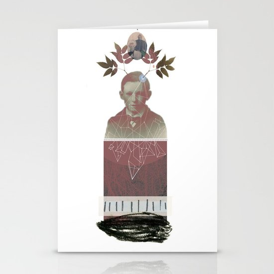STAG// Stationery Card
