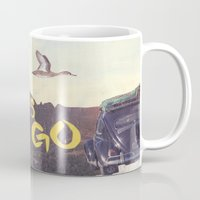 Oh the places  you'll go Mug