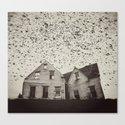 Home of Murmuration Canvas Print