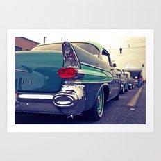 Pontiac details Art Print