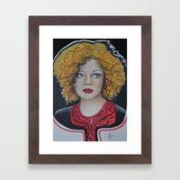 Antonia  Framed Art Print