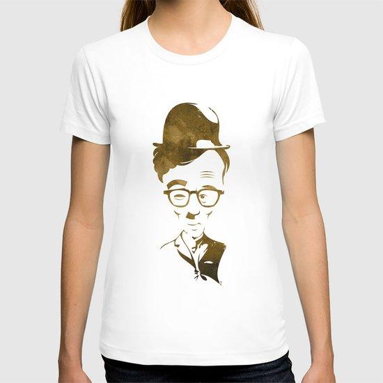 WOOLIE CHAPLEN T-shirt