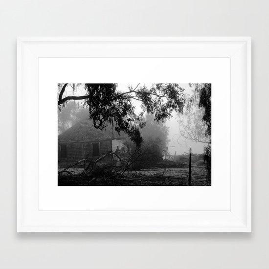 Prime Real Estate Framed Art Print