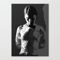 Wrinkle In Time... Canvas Print