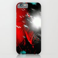 Red Flash With A Little … iPhone 6 Slim Case