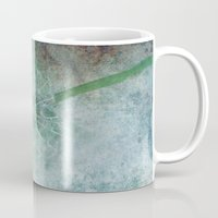 Delicate and Blue  Mug