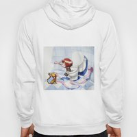 In the intimacy Hoody