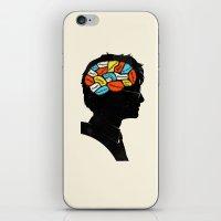 Harry iPhone & iPod Skin