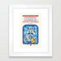 It's Time For An Adventu… Framed Art Print