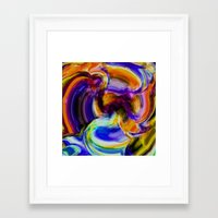 Abstract Dream Framed Art Print