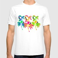Show Unicorns Mens Fitted Tee White SMALL