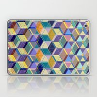 Cube Geometric VIII Laptop & iPad Skin
