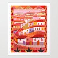 Little Sonora (Vertical) Art Print