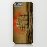 iPhone & iPod Case featuring Set Sail - 001 by Lazy Bones Studios