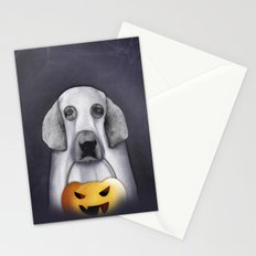 Trick or treat? Stationery Cards