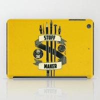 Stuff Maker iPad Case
