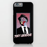 They Observe iPhone 6 Slim Case