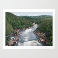 Pinware River Art Print