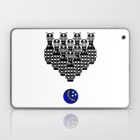Time For Bowling. Doctor… Laptop & iPad Skin