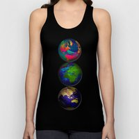 As The World Turns Unisex Tank Top