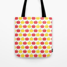 The Essential Patterns of Childhood - Apple Tote Bag