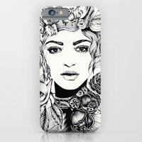 Nature Woman  iPhone 6 Slim Case