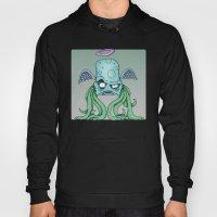 Space Alien Sci Fi Art B… Hoody