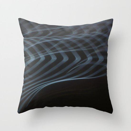 Neo Scribble No.2 Throw Pillow
