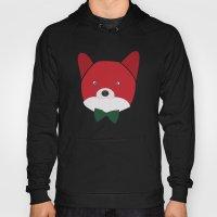 Fox Vermelha Hoody