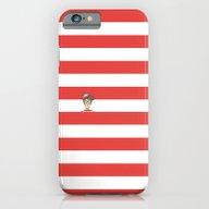 Dude.. I'm Right Here iPhone 6 Slim Case