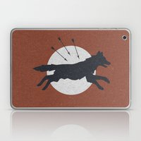 Wolf & Arrow Laptop & iPad Skin