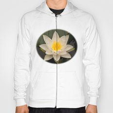 White Water Lily Hoody