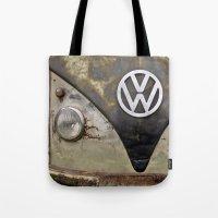 VW Indestructable Tote Bag